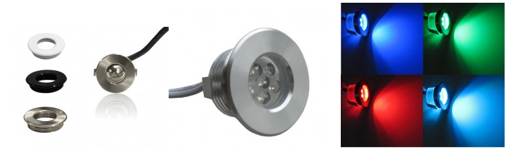 RV Boat LED Courtesy light