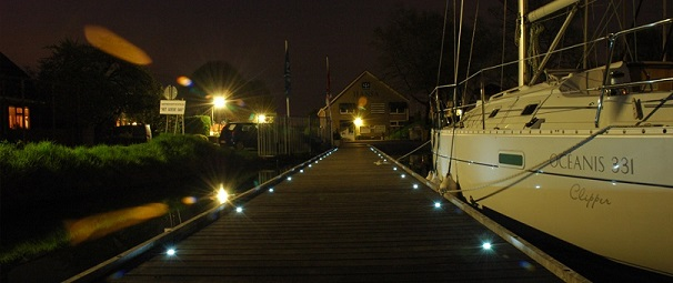 Outdoor LED Lighting Victoria BC