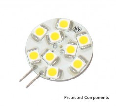 12V G4 LED 4mm LED pin bulb