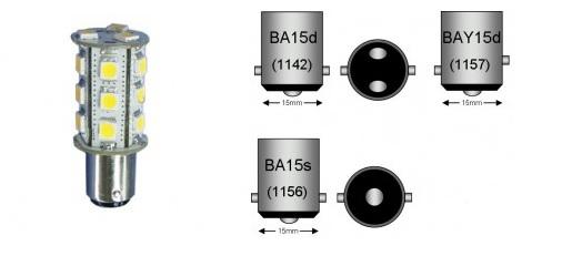 RV LED 1156 bulb Canada