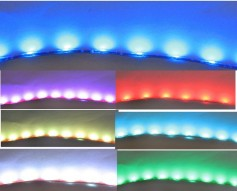Choose from Millions of Colors with this RGB LED Strip